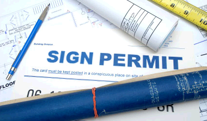 Houston Sign Center Survey and Permitting